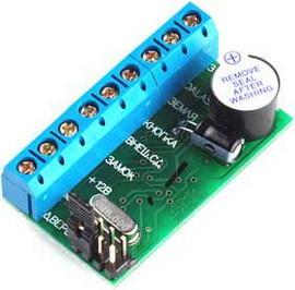 Контроллер СКУД как основной управляющий элемент системы безопасности